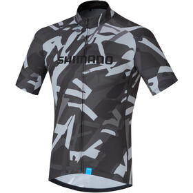 Shimano Team Jersey Men gray